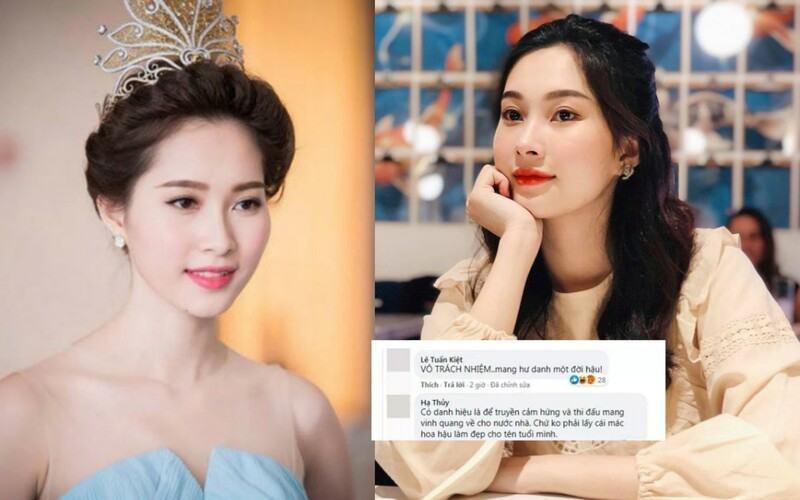 Hoa hậu Đặng Thu Thảo là ai?