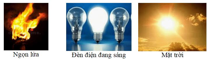 Khi nào ta nhận biết được ánh sáng