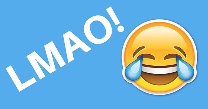 Lmao là gì?