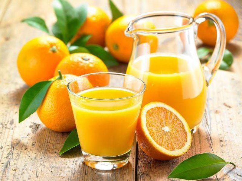 nên uống nước cam khi nào