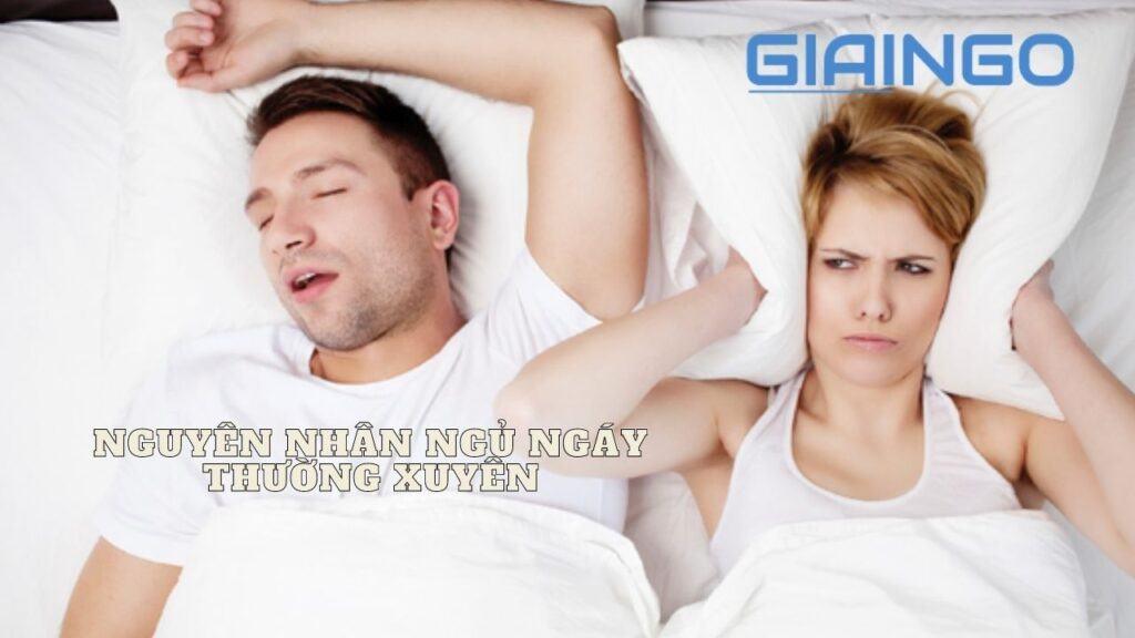 nguyên nhân ngủ ngáy