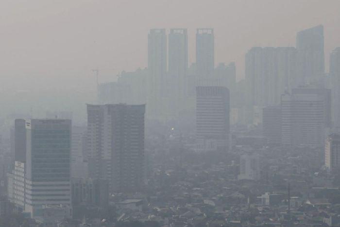 Nguyên nhân gây ô nhiễm không khí