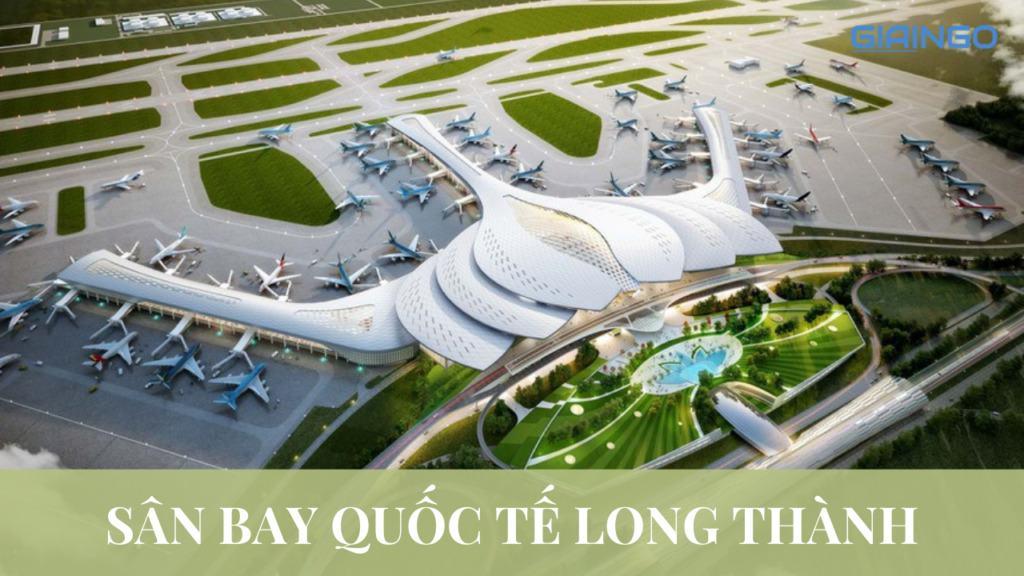 Sân bay Long Thành ở đâu?