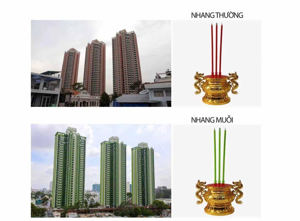 Tại sao Thuận Kiều Plaza không có người ở?