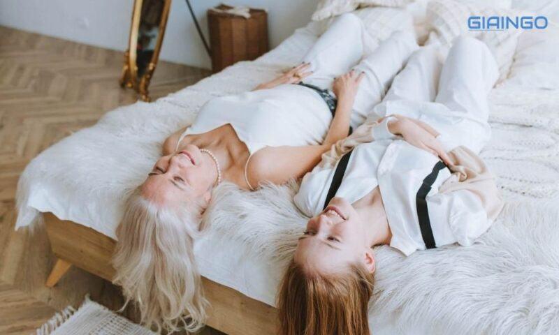 Nằm ngửa giảm cân khi ngủ