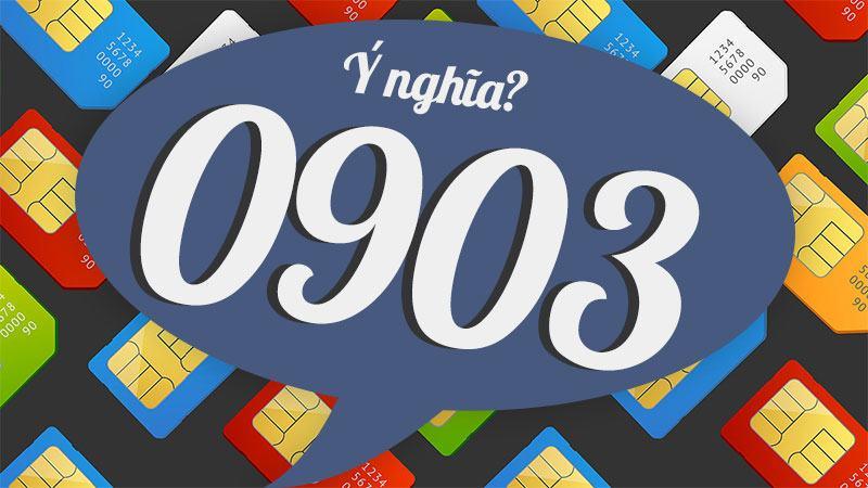 0903 là mạng gì