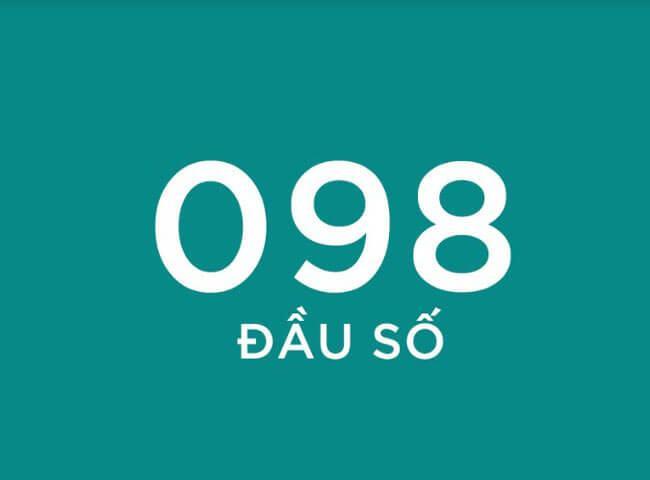 098 là mạng gì