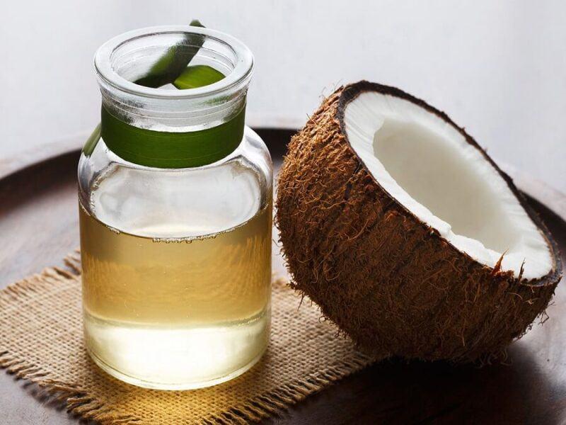 Dầu dừa có tác dụng gì?