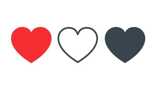 Ý nghĩa màu trái tim