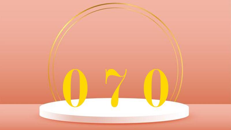 070 là mạng gì?
