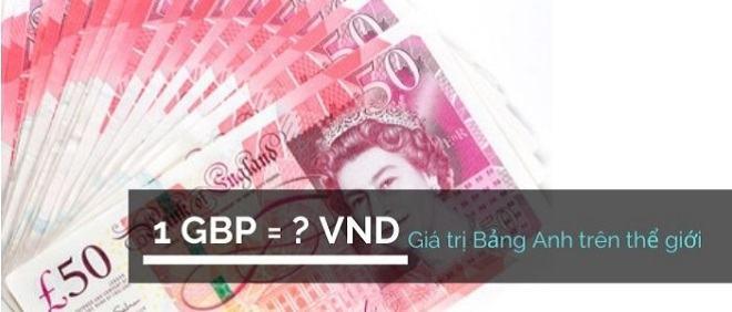gbp là tiền gì