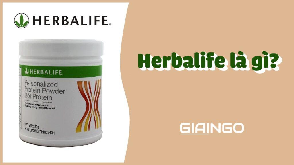 Herbalife là gì