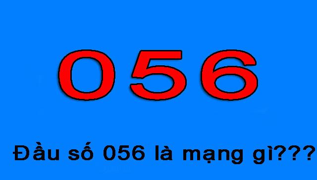 056 là mạng gì