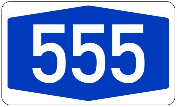 Ý nghĩa 555