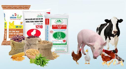 thức ăn vật nuôi là gì