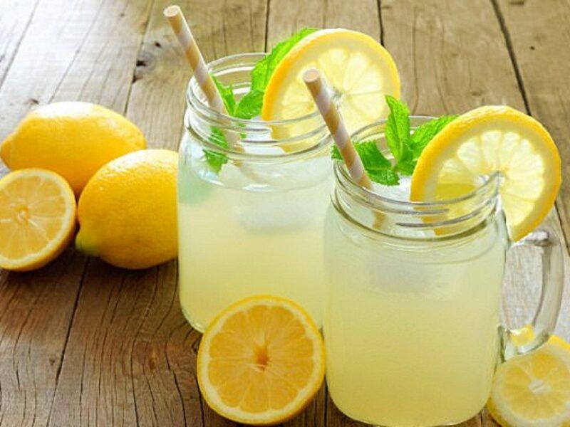 Uống nước chanh có tác dụng gì
