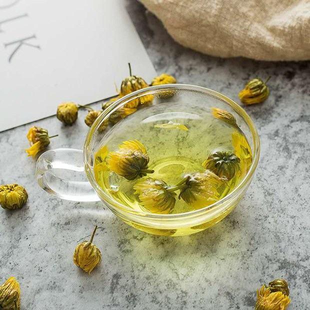 Trà hoa cúc có tác dụng gì?