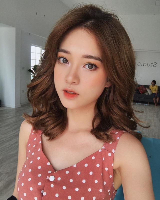 hot girl Trương Hoàng Mai Anh là ai