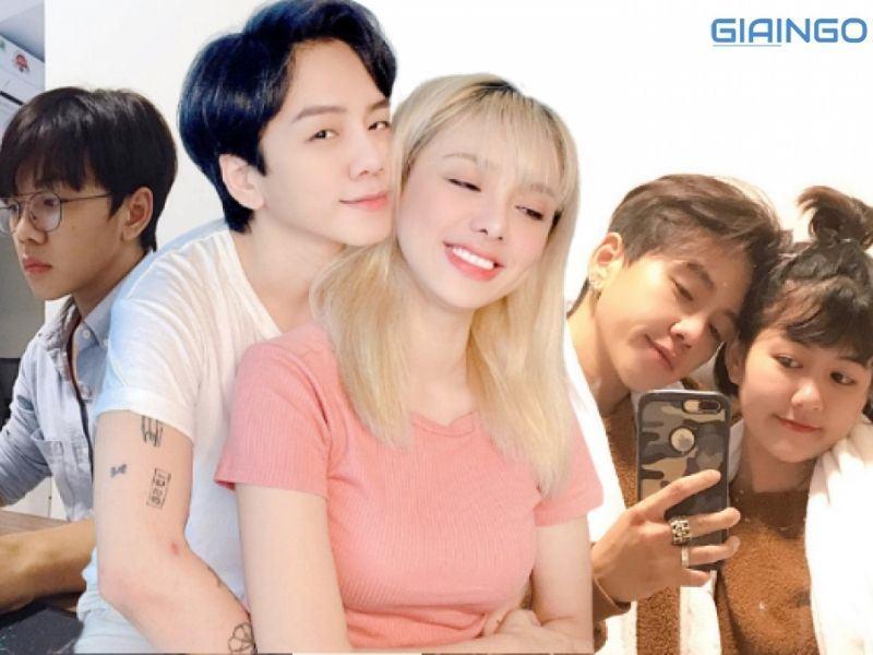 Bạn trai chuyển giới của Miko Lan Trinh
