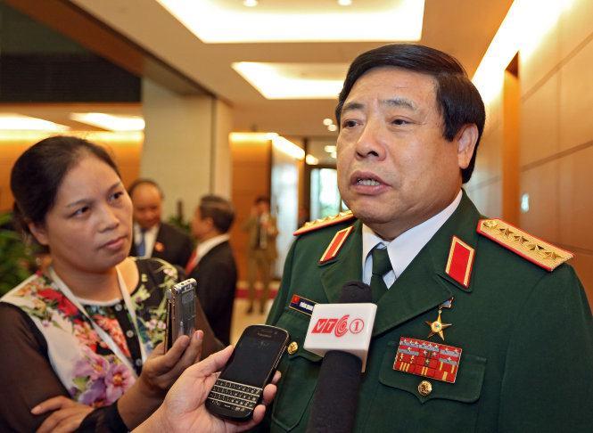 Đại tá Phùng Quang Thanh là ai?