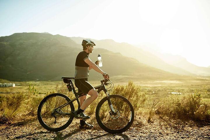 Đạp xe đạp có tác dụng gì?