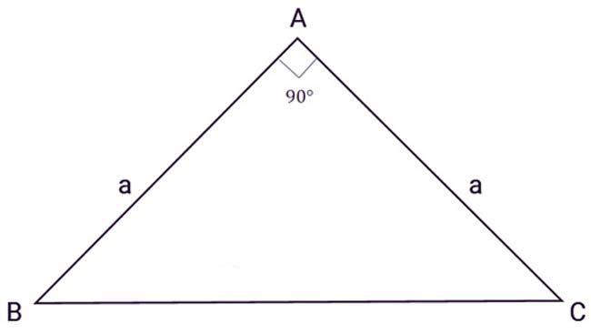 tính chất tam giác cân