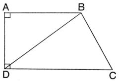 Tính chất hình thang vuông?