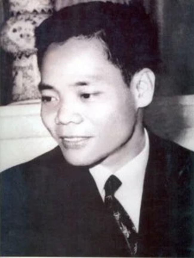 nhà thơ Thanh Hải