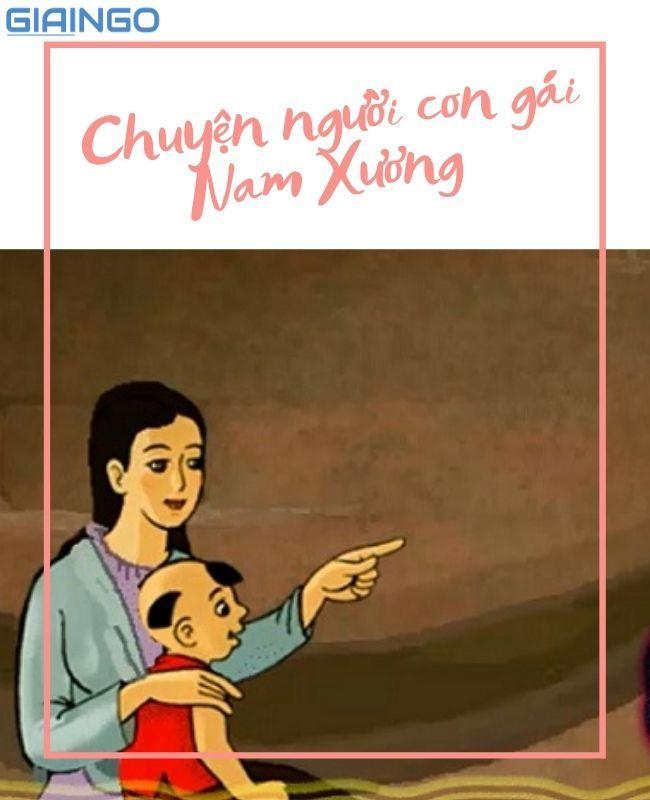 soan bai chuyen nguoi con gai nam xuong