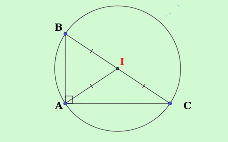 Sự xác định đường tròn - tính chất đối xứng của đường tròn