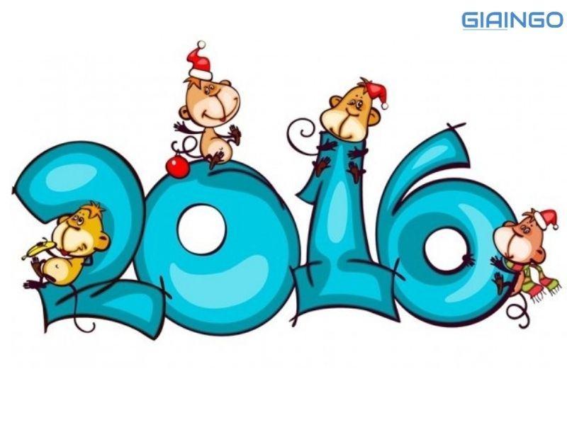 Năm 2016 là năm con gì?